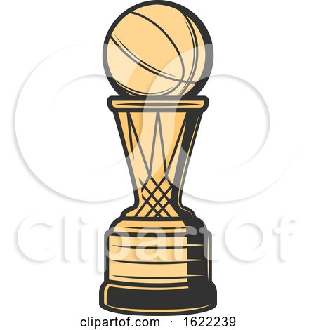 Basketball Trophy by Vector Tradition SM