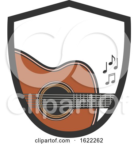 Guitar Shield by Vector Tradition SM
