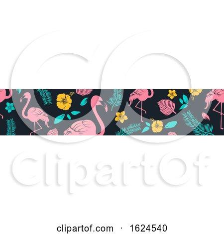 Tropical Banner by BNP Design Studio