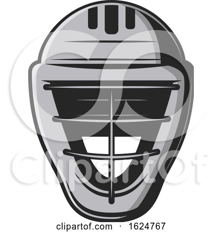 Baseball Catcher Helmet by Vector Tradition SM