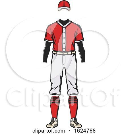 Baseball Uniform by Vector Tradition SM
