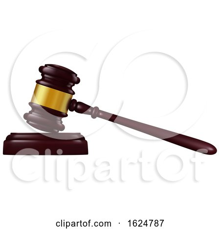 Gavel by Vector Tradition SM