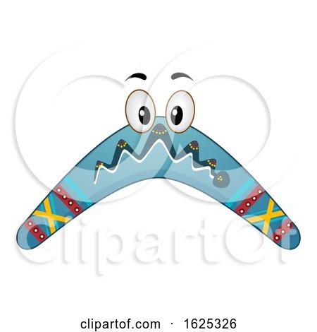 Mascot Boomerang Australia Illustration by BNP Design Studio