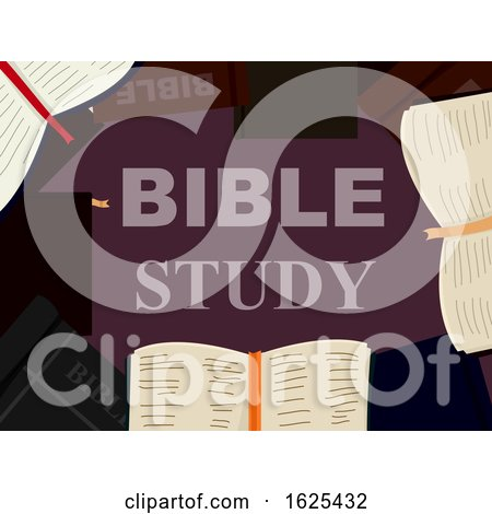 Bible Books Bible Study Illustration by BNP Design Studio