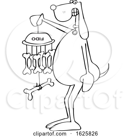 Coloring pages wind chimes ~ Royalty Free Coloring Pages To Print Illustrations by ...