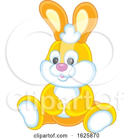 Toy Rabbit by Alex Bannykh