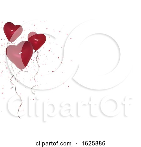 Valentines Day Heart Background Posters, Art Prints