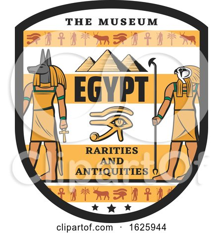 Egyptian Design by Vector Tradition SM