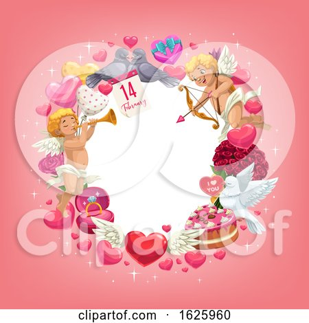 Valentines Day Design by Vector Tradition SM