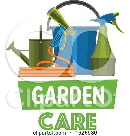 Garden Tools by Vector Tradition SM