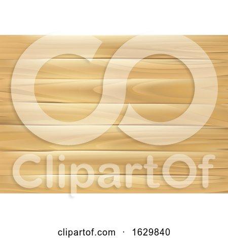 Wooden Wood Texture Design Element Background by AtStockIllustration