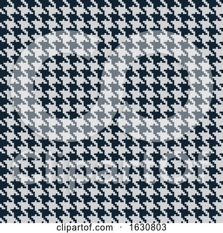 Houndstooth Pattern Background by NL shop