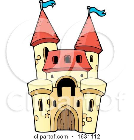 Castle by visekart