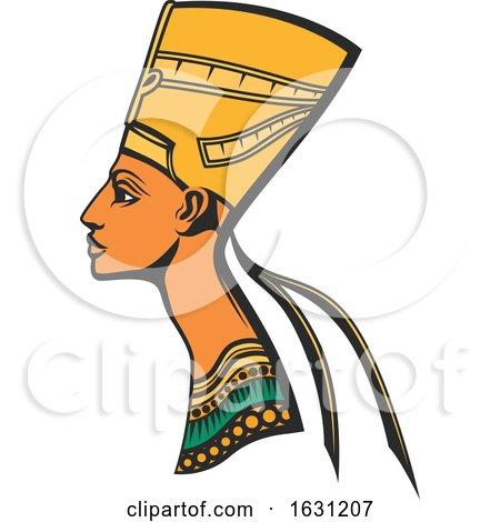 Nefertiti by Vector Tradition SM