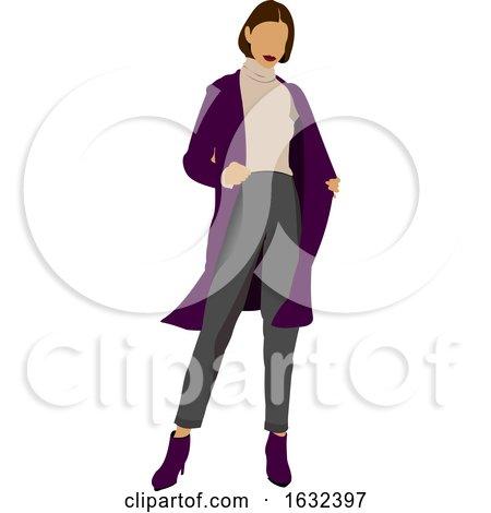 Stylish Woman by leonid