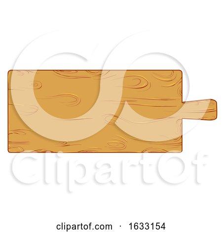 Meter Wood Cutting Board by Domenico Condello