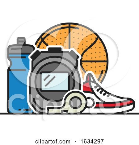 Basketball Sports Gear by Vector Tradition SM