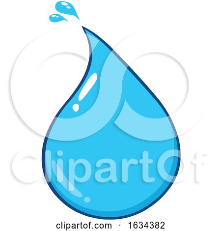 Water Drop by Hit Toon