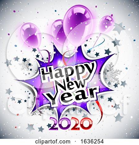 Happy New Year 2020 by Oligo