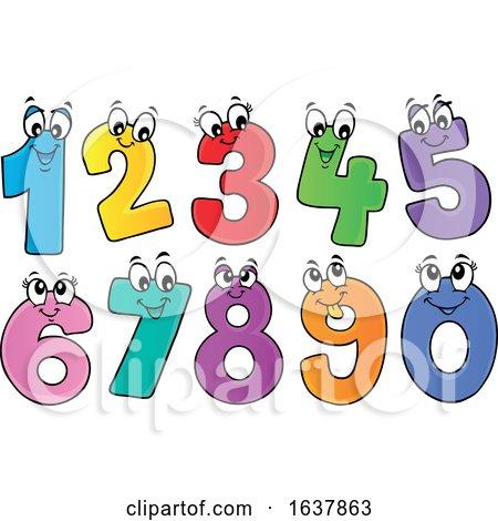 Happy Numbers by visekart