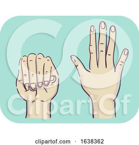 Hands Symptom Disproportion Long Fingers by BNP Design Studio