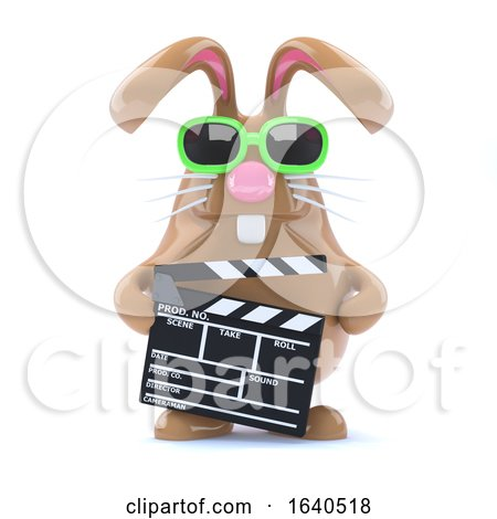 3d Bunny Works in the Movies Posters, Art Prints