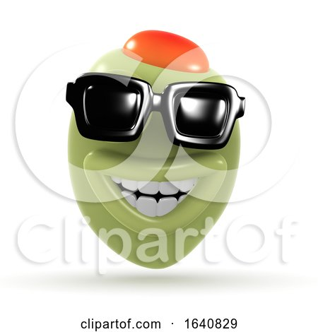 3d Cool Olive by Steve Young