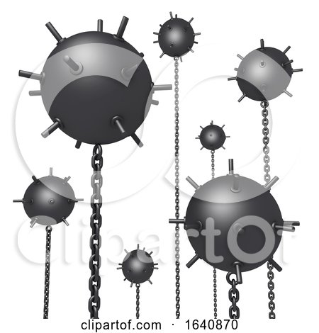3d Collection of Underwater Mines by Steve Young