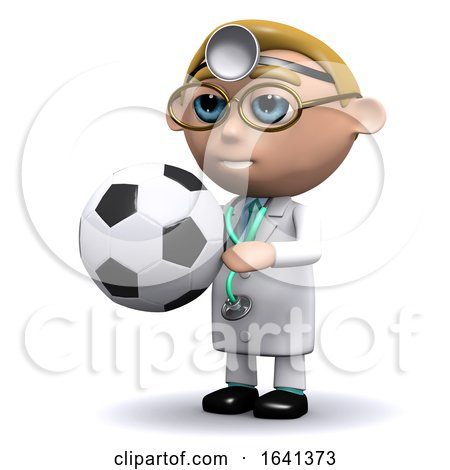 3d Doctor Prescribes Football by Steve Young