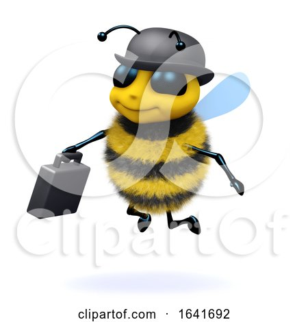 3d Business Bee by Steve Young