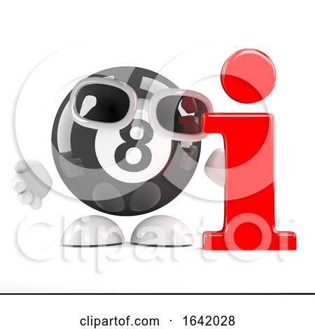 3d Eight Ball Information by Steve Young