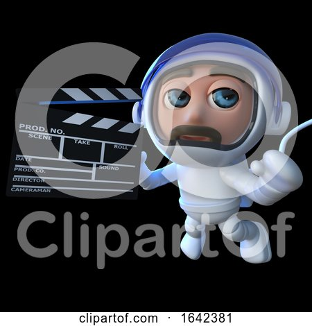 astronaut in space clipart - photo #34