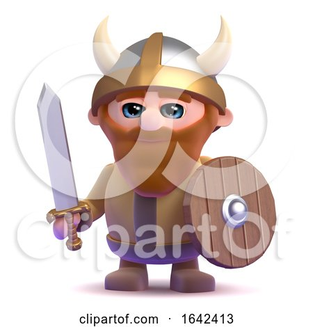 The Noble 3d Viking by Steve Young