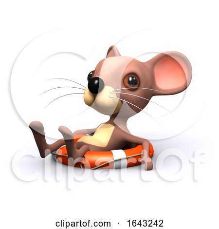 3d Mouse Has Been Rescued by Steve Young