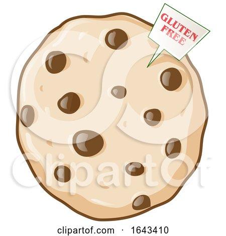 Gluten Free Chocolate Chip Cookie by Domenico Condello