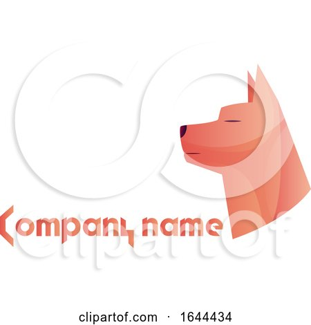 Dog and Sample Text by Morphart Creations