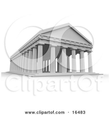 Craft Ideas Sorority on Ancient Greek Pillars Clip Art