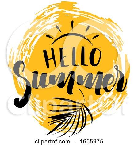 Hello Summer Design by dero
