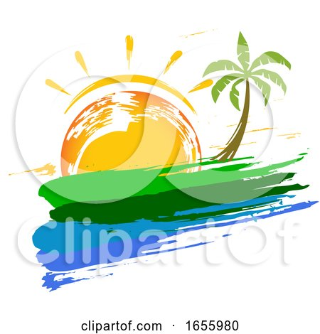 Summer Sun Design by dero