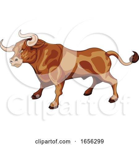 Tough Bull by Pushkin