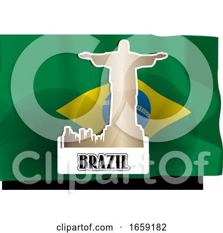 Brazil, Illustration by Morphart Creations