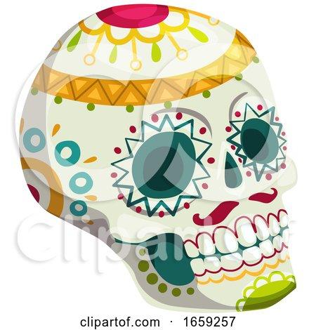 Dia De Los Muertos Mexican Design Posters, Art Prints