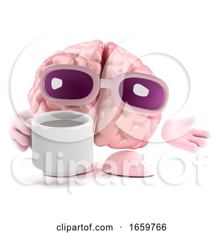 3d Brain Break Posters, Art Prints