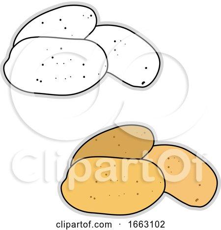 Fresh Potato by Morphart Creations