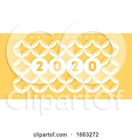 Merry Christmas 2020 Design by elena