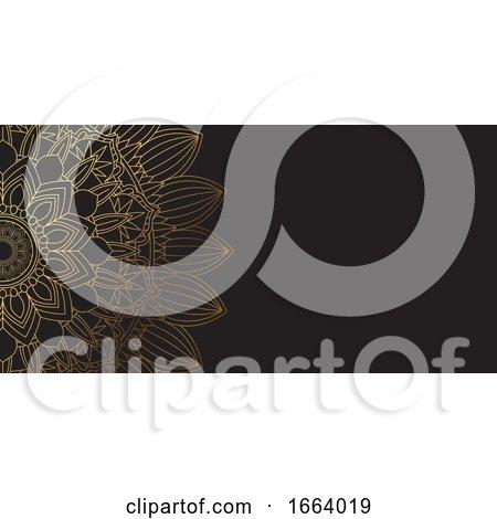 Mandala Background by KJ Pargeter