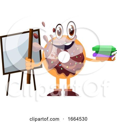 Donut Teaching by Morphart Creations
