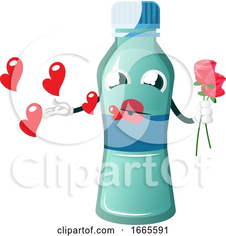 Bottle Is in Love by Morphart Creations