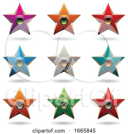 Star Speaker Icons by cidepix