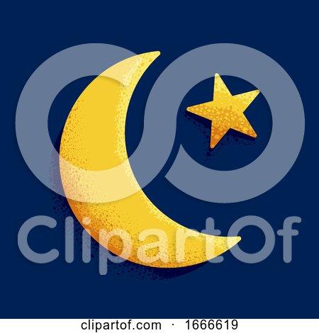 Islam Symbol Illustration by BNP Design Studio